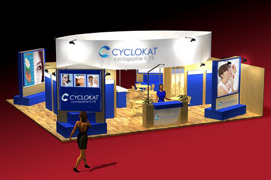 cyclokat_booth Exhibit